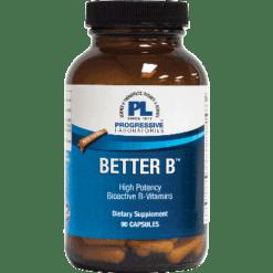 Progressive Labs Better B 90 caps P10366