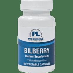 Progressive Labs Bilberry 60 vegcaps BILB6