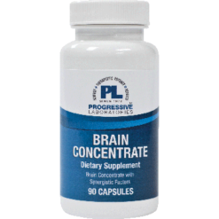 Progressive Labs Brain Concentrate 90 capsules BRAI3
