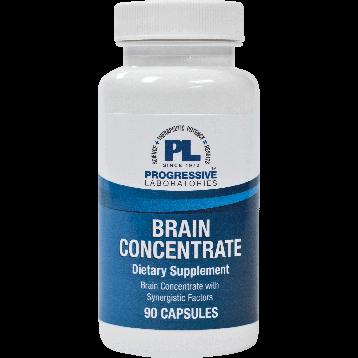 Progressive Labs Brain Concentrate 90 capsules BRAI3