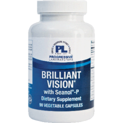 Progressive Labs Brilliant Vision with Seanol 90 capsules BVIS90