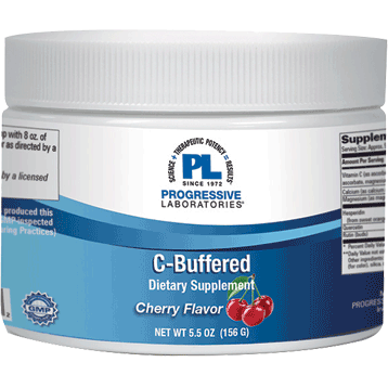Progressive Labs C Buffered Powder Cherry 30 servings P37172