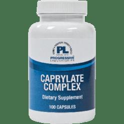 Progressive Labs Caprylate Complex 100 caps CAPR3