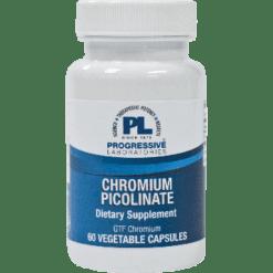 Progressive Labs Chromium Picolinate V 60 vcaps CHRO4