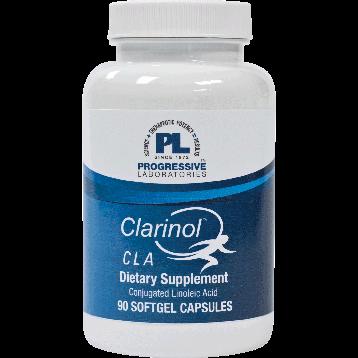 Progressive Labs Clarinol CLA 90 gels TONA2