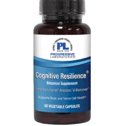 Progressive Labs Cognitive Resilience 60 vegetarian capsules P37035