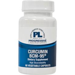 Progressive Labs Curcumin BCM 95 60 vegcaps CUR814