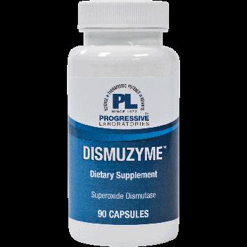 Progressive Labs Dismuzyme 90 caps DISMU