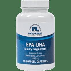 Progressive Labs EPA DHA 90 gels EPADH