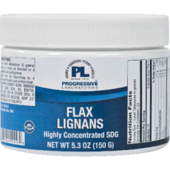 Progressive Labs Flax Hull Lignans 5.3 oz FHL53