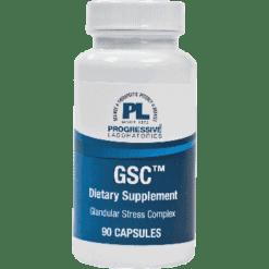 Progressive Labs GSC Stress Complex 90 capsules GSCS3