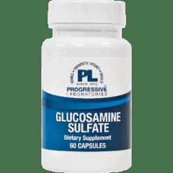 Progressive Labs Glucosamine Sulfate 500 mg 60 caps GLU18