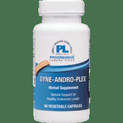 Progressive Labs Gyne Andro Plex 60 vegcaps P11424