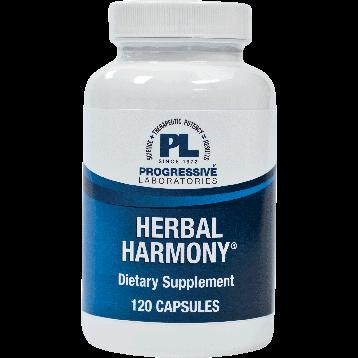 Progressive Labs Herbal Harmony 120 caps HER28