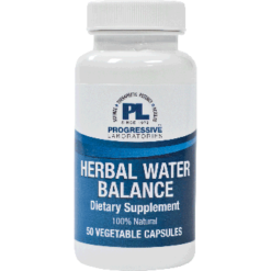 Progressive Labs Herbal Water Balance 50 capsules HER10