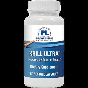 Progressive Labs Krill Ultra 60 softgels P37332