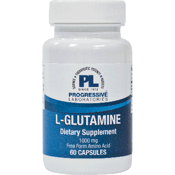 Progressive Labs L Glutamine 60 caps GL102