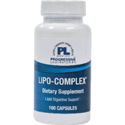 Progressive Labs Lipo Complex 100 caps LIPOC