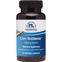 Progressive Labs Liver Resilience 30 capsules P37158