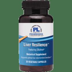 Progressive Labs Liver Resilience 30 capsules P37158