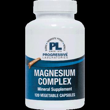 Progressive Labs Magnesium Complex 120 vegcaps P10380