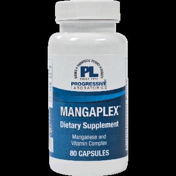 Progressive Labs MangaPlex 80 capsules MANGA