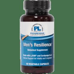 Progressive Labs Mens Resilience 60 vegetarian capsules P10915