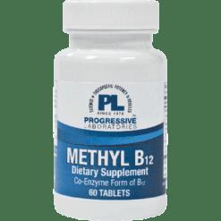 Progressive Labs Methyl B12 60 tabs MB126