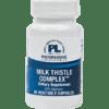 Progressive Labs Milk Thistle Complex 60 vegetarian capsules MILKT