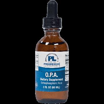 Progressive Labs OPA Orthophosphoric Acid 2 oz OPA