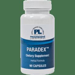 Progressive Labs Paradex Herbal Formula 90 capsules PARAD