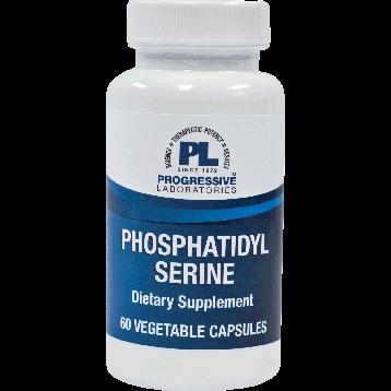 Progressive Labs Phosphatidyl Serine 60 vegetarian capsules PR893