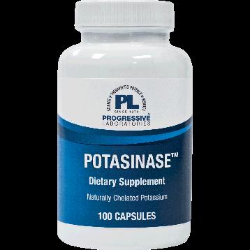 Progressive Labs Potasinase 100 caps POT19