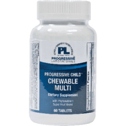 Progressive Labs Progressive Child Chewable Multi 60 tabs PR1004