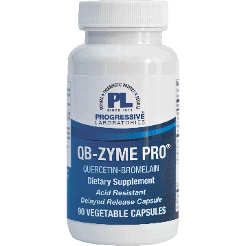 Progressive Labs QB Zyme Pro 90 vcaps P10298