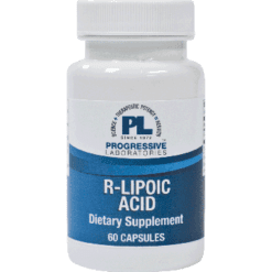 Progressive Labs R Lipoic Acid 60 caps RLA60