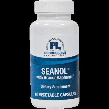 Progressive Labs Seanol with BroccoRaphanin 60 vcaps SEANOL