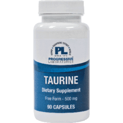 Progressive Labs Taurine 90 caps TAUR4