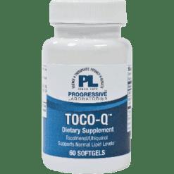 Progressive Labs Toco Q 60 gels TOCOQ