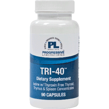 Progressive Labs Tri 40 90 capsules TRI40