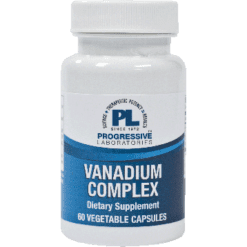 Progressive Labs Vanadium Complex 60 vcaps VANA2