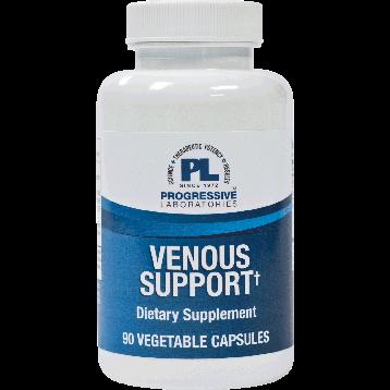 Progressive Labs Venous Support 90 capsules P10335