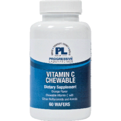 Progressive Labs Vitamin C Orange 500 mg 60 tablets CCHW6