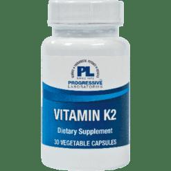 Progressive Labs Vitamin K2 30 vcaps VIK4