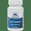 Progressive Labs Zinc Picolinate 60 caps ZIN19