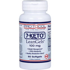 Protocol For Life Balance 7 KETO 100 mg 60 softgels P3022