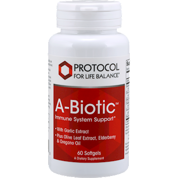 Protocol For Life Balance A Biotic™ 60 gels ABIOT