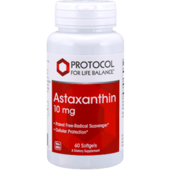 Protocol For Life Balance Astaxanthin 10mg 60 gels P22512