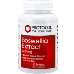 Protocol For Life Balance Boswellia Extract 500mg 90 gels P49366