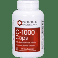 Protocol For Life Balance C 1000 120 capsules VITC6